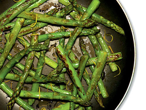 Healthy recipes: Quick Skillet Asparagus