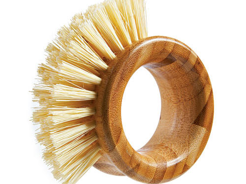 Ring Vegetable Brush