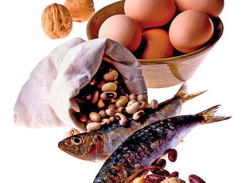 Truth: The quality of a protein is determined by its ability to provide the 8 essential amino acids, which are necessary for the growth, maintenance, and repair of body tissues. Proteins from animal sources including eggs, dairy, meat, poultry, and fish in addition to one vegetable protein, soy, are all considered high-quality because they contain all of the essential amino acids in the necessary proportions.