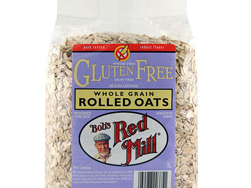 Bob's Red Mill Gluten Free Old Fashioned Rolled Oats