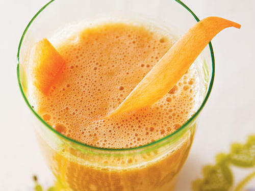 Top-Rated Fruit Recipe: Carrot, Apple, and Ginger Refresher