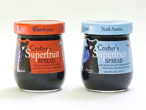 Condiment: Crofter's Superfruit Spread