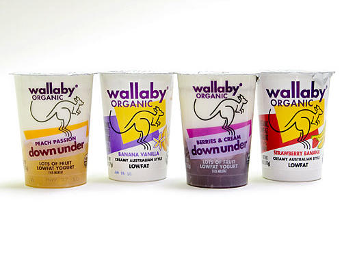 Yogurt: Wallaby Organic Downunder