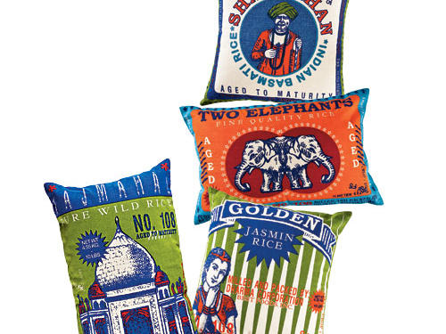 Rhadi Collection Match Pillows