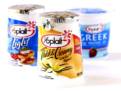 Low-fat yogurt