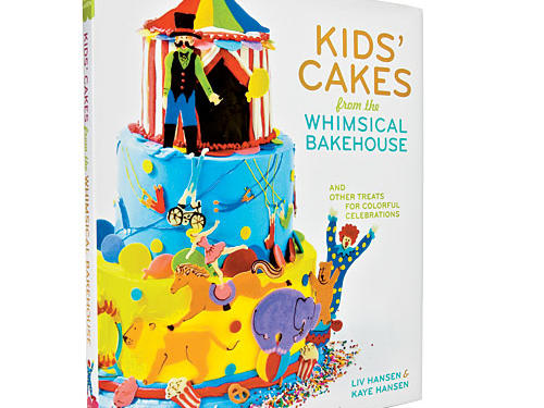 Any fan of CakeWrecks.com knows how hilariously wrong cake decorating can go. Kids' Cakes from the Whimsical Bakehouse will help you get it right: Real recipes (not mixes); technique tips; and a handy chart for custom food-coloring.Price: $25Shop: Amazon.com