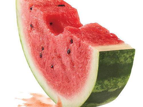 Store watermelon to bring out its best