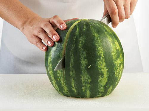 How to Cut Melons