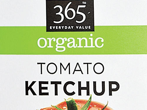 Whole Foods 365 Everyday Value Ketchup
