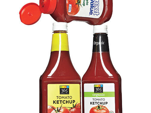 Reduce Sodium: Ease up on Salty Condiments