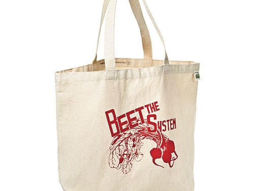 Black Sheep Heap Market Tote