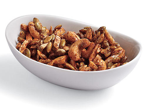 Make-Ahead Recipe 3: Sweet Chipotle Snack Mix
