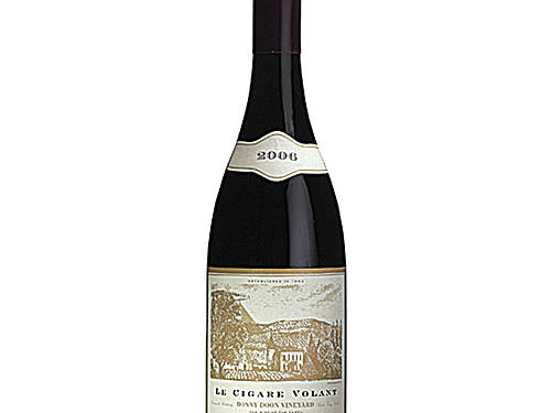 2006 Le Cigare Volant Wine