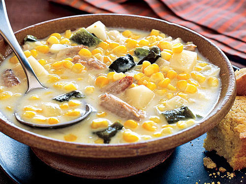 Top-Rated Budget Recipe: Spicy Corn and Crab Chowder