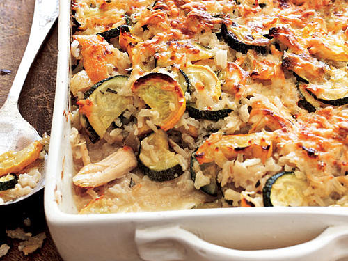 Top-Rated Budget Recipes: Chicken and Rice Casserole