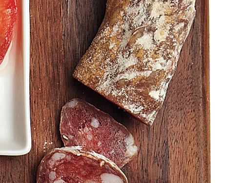 Splurge Choice: Salumi