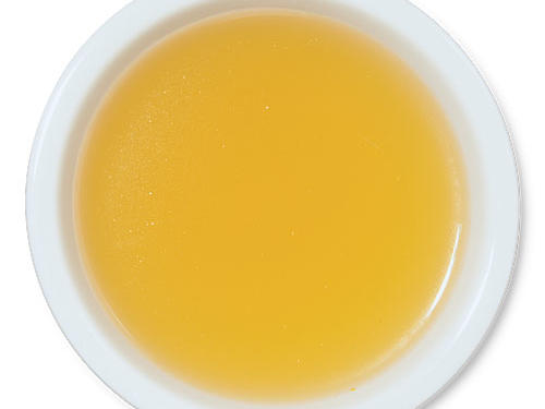 Fat-free, lower-sodium chicken broth is indispensable for fast cooking.Use for: poaching liquid, sauces, braising and stewing liquid