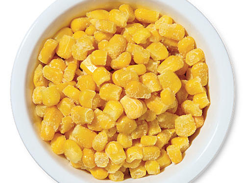 Frozen corn kernels allow you to skip corn shucking and cutting the kernels from the cob.Use for: cream-style corn, salsa, corn bread