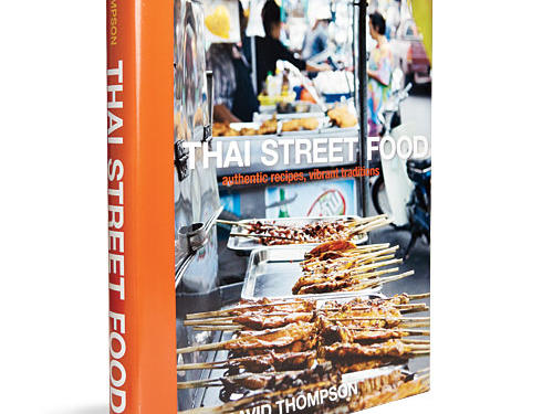 London- and Bangkok-based chef David Thomspon dishes up huge in-your-face travel photos and authentic recipes, plunking you in the middle of the glorious culinary chaos of Thailad's streets and markets.Price: $60Shop: 10 Speed Press