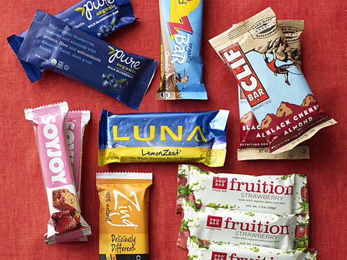 Choose the Best Energy Bar for You - Cooking Light