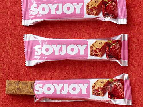 Best Energy Bars: SoyJoy Bars