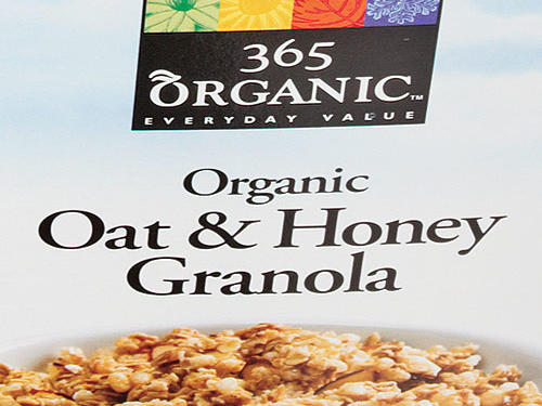 Whole Foods 365 Everyday Value Oat & Honey Granola