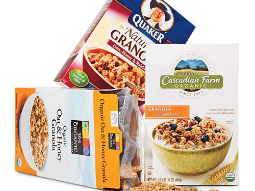 Best Oat and Honey Granola