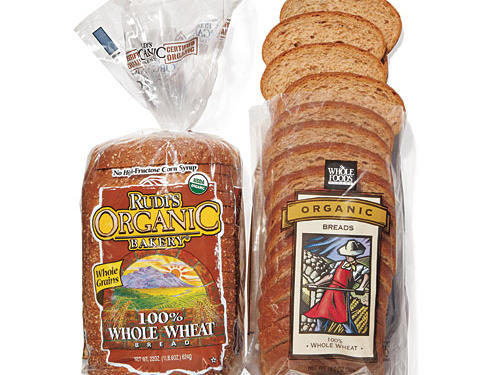 100% Whole-Wheat Bread