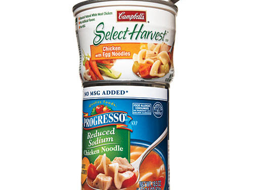 Best Canned Chicken Noodle Soup