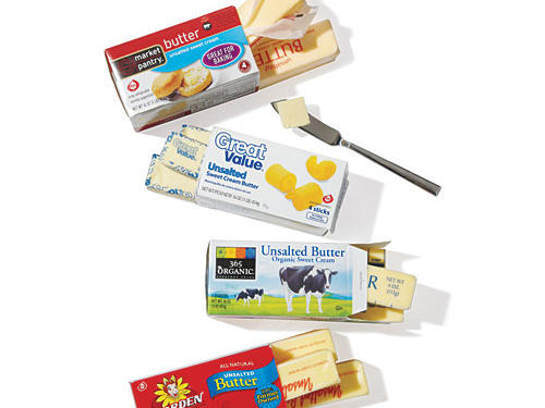 Unsalted Everyday Butter