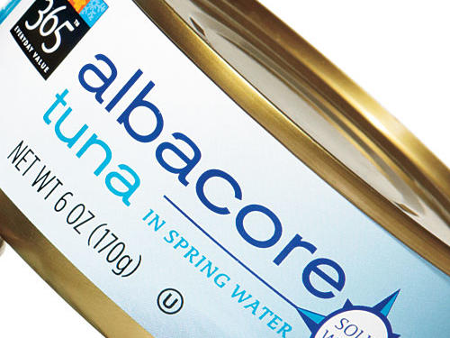 Whole Foods 365 Everyday Value Albacore Tuna