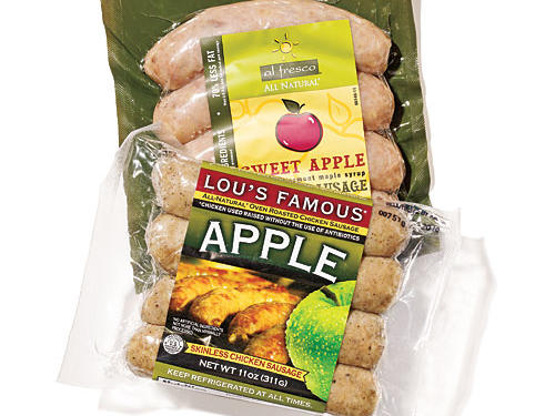 Best Chicken and Apple Sausage