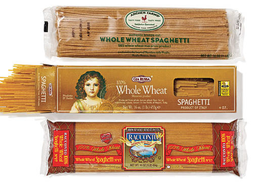 Best Whole-Wheat Spaghetti Noodles