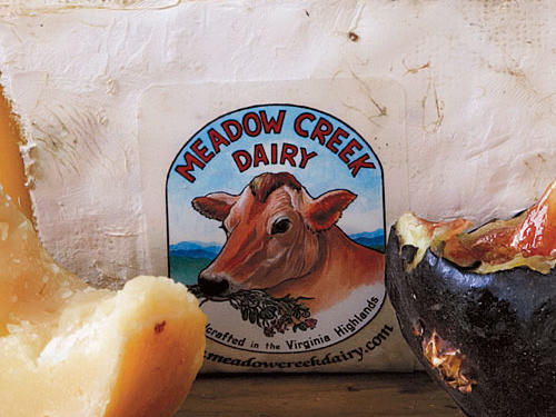 Meadow Creek Dairy Appalachian Semi-Soft Raw Cow's Milk