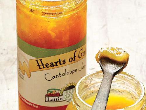 Lattin Farms Cantaloupe Jam