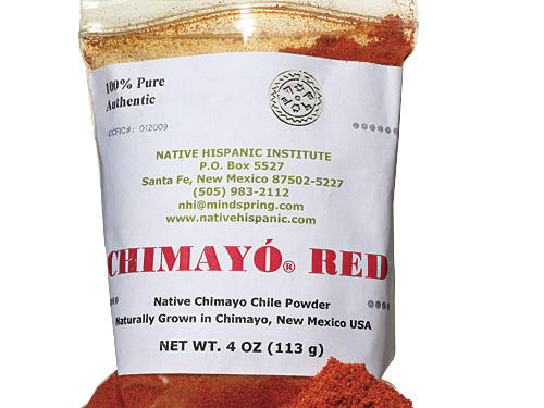 Chimayo Red Chile Powder