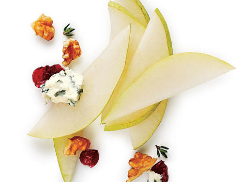 Pear and Blue Cheese