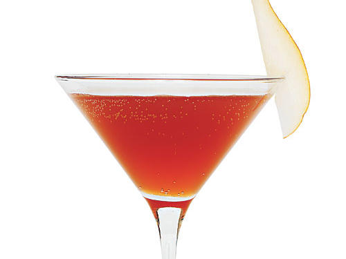 The philosophy at Rouge Tomate, a health-mindful restaurant with locations in New York and Brussels, is guided by seasonal ingredients and bright flavors. Beverage Director Pascaline Lepeltier shares this delicious cocktail that all your guests will love.