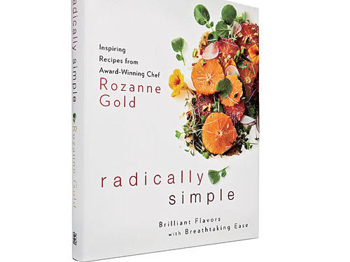Rozanne Gold is the godmother of super-simple home cooking, having published Recipes 1-2-3: Fabulous Food Using Only 3 Ingredients way back in 1996. Then came a 1-2-3 series. Now Radically Simple adds 325 recipes to the Gold standard.Price: $35Shop: Rodale Press