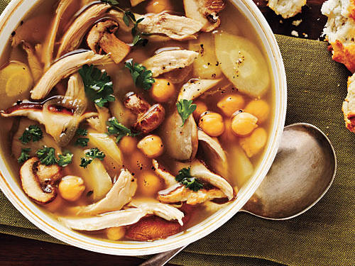 Chicken and Parsnip Soup Recipes