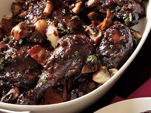 Easy Coq au Vin Recipes