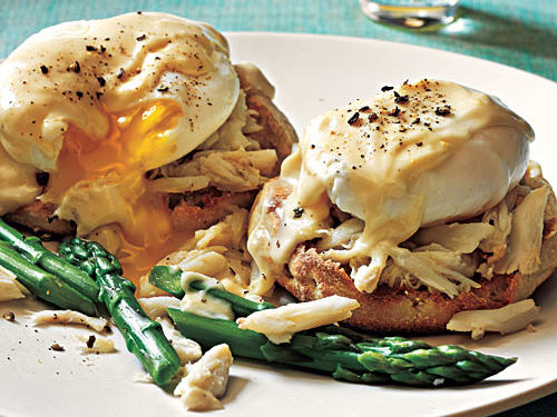 Crab Eggs Benedict Recipes