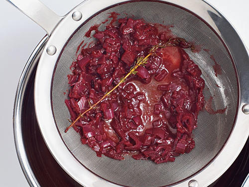 Strain Wine-Stock Mixture