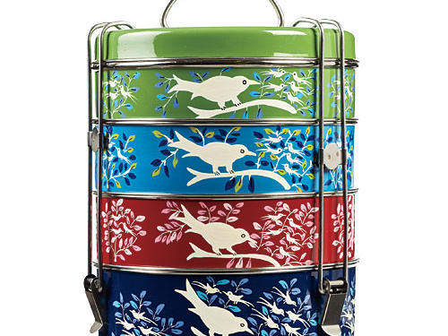 Eva Hand Painted Tiffin