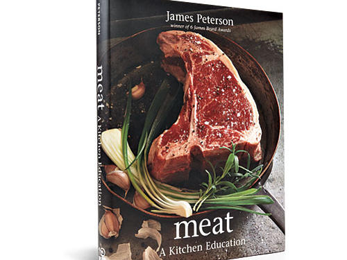 From roast turkey to veal piccata and everything in between (quail, rabbit, goat...), cooking authority James Peterson makes sure you get the most expensive part of the meal right.Price: $35Shop: Ten Speed Press