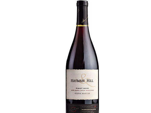 Hayman & Hill Pinot Noir Reserve Selection 41 Santa Lucia Highlands 2008