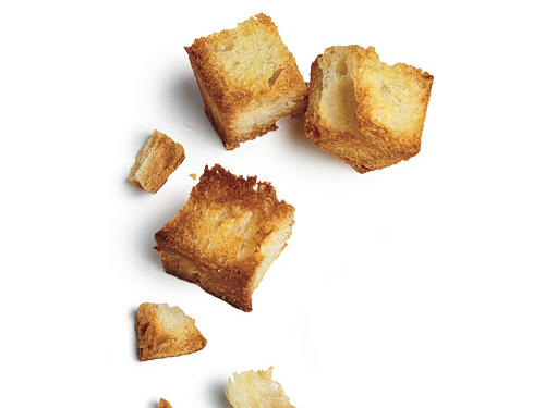 Bread Cube Calories