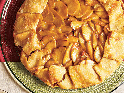 Rustic Apple Tart