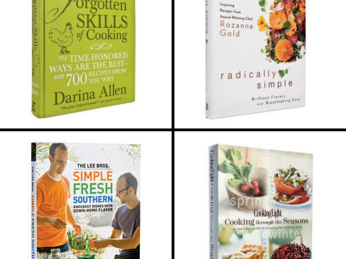 A cookbook is the type of gift that reaches many people. Give it to a friend—whether an epicure or a water-boiling novice—and soon you will have all who frequent his or her table singing your praises.
