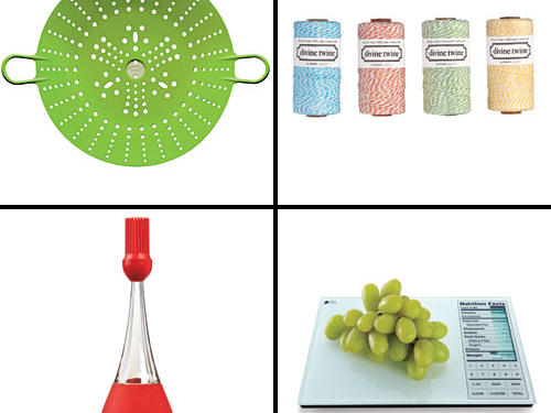 Put a little pep in your prep with these gadgets that will make preparing the meal (almost) the best part.